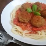 Spaghetti z wege...