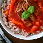 Tofu i sos...