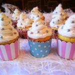 Jogurtowe muffiny komunij...