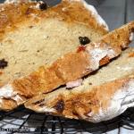 Chleb na sodzie z...