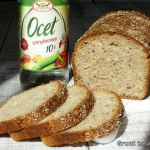 Prosty chleb z octem