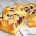 Łatwe ciasto z...