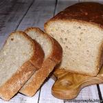 Chleb czosnkowy...
