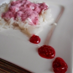 Ryż jaśminowy z sosem...