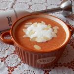 Pomidorowa zupa krem z...