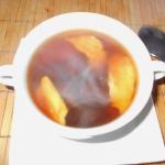 Zupa z suszonych owoców...