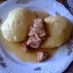 sos mięsny