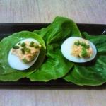 Faszerowane jaja