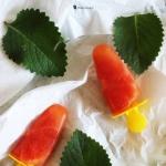 Lody pomaranczowo-grejpfr...