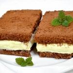 Ciasto mleczna kanapka + ...