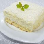 Ciasto Śnieżny Puch...