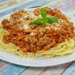 Domowe spaghetti + film