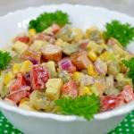 Salatka goralska z oscypk...