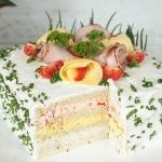 tort kanapkowy