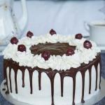 tort czekoladowo...