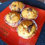 Orzechowe muffiny