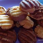 Ciasteczka waniliowo -...