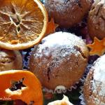 Piernikowe muffiny