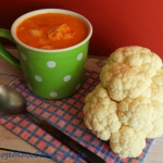 Zupa z kalafiorow  Vautie...