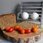 Orkiszowy chleb z dynia