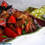 Salatka panzanella Kariny...