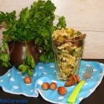 Makaronowa salatka z cyna...