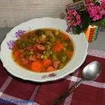 Zupa z brukselki  Damazy