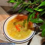 Zupa z kalarepy  Baletti