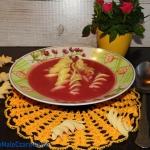 Zupa malinowo - jezynowa ...