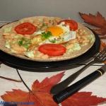 Tortille jako omlet na os...