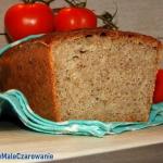 Chleb pszenno - gryczany...