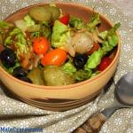 Salatka srodziemnomorska ...