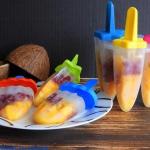 Lody kokosowe z mango i...