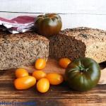 Orkiszowy chleb z...