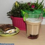 Kawa śliwkowa z tahini