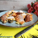 Omlet cesarski twarogwy