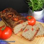 Chleb pomidorowy, żytni...