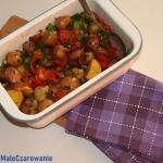 Batata Harra - ziemniaki...