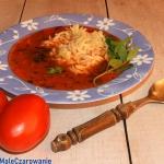 Pomidorowy rasam -...