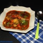 Pikantna zupa z Meksyku...