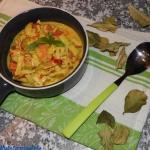 Curry z paluszków...