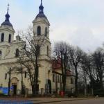 Kościół parafialny pw...