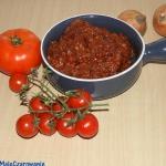Domowy sos Arrabiata