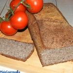 Chleb gryczany na...