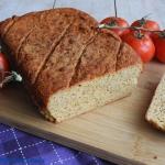 Chleb grochowy na...