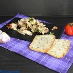 Sałatka z makrelą