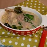 Zupa - zielone curry z...