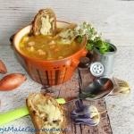 Toskanska zupa cebulowa