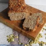 Żytnio - orkiszowy chleb...