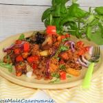 Salatka a la panzanella